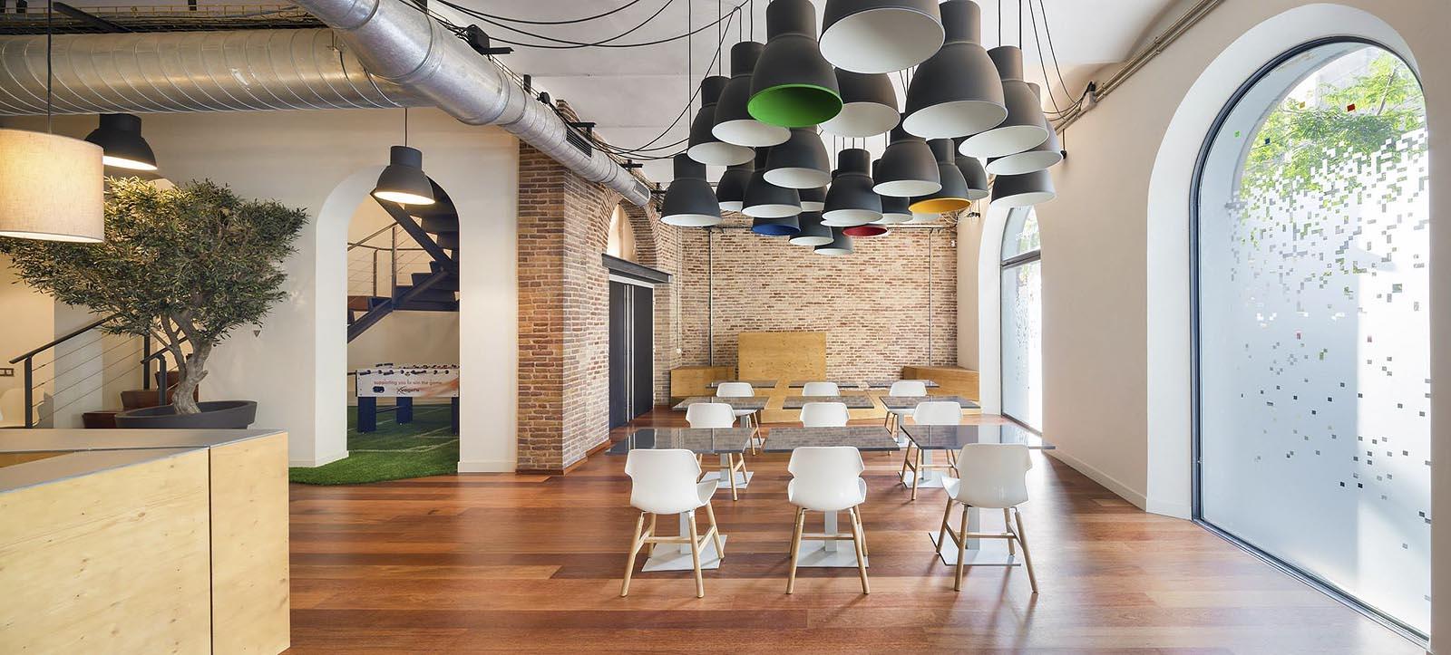 Oficinas manifiesto magrada - Diseno interiores barcelona ...
